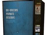 Dr. Breen's Private Reserve