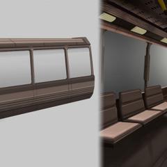 Tram Concept.