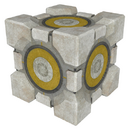 Cube yellow dirty p2