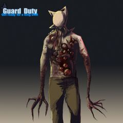 First Zombie Concept.