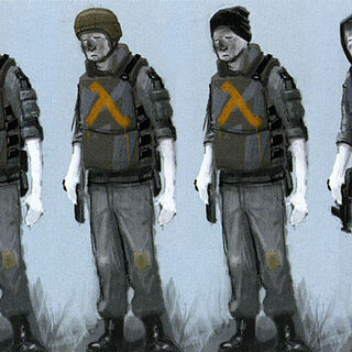 Different Rebel outfits.