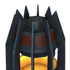 Energy core introduced in <i>Episode Two</i>. It replaced the previous versions in <i>Half-Life 2</i> and <i>Episode One</i> in the May 26, 2010 update.