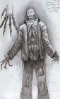 Zombie sketch