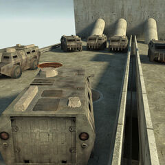 VAB APCs in the map