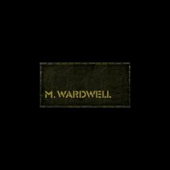 M. Wardwell's trunk top.