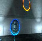 Rocket glados locked portals