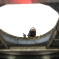 An Advisor appearing in Silo 2.