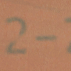 Chell's unseen arm number following a possible early Aperture Science logo.