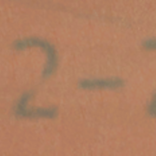 Chell's unseen arm number.