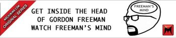 Feeman's mind header