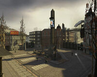 HalfLife2 City17 TrainStationSquare