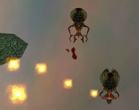 Alien Controller attack