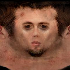 Third face texture.