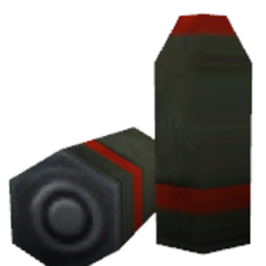Grenades model.