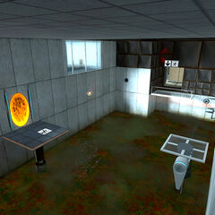 In Test Chamber 08.