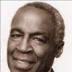 Eli's voice actor, Robert Guillaume.