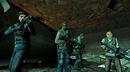 Rebels tunnel dark