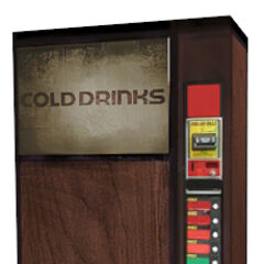 The original brush vending machine.