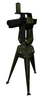 HECU Sentry Gun