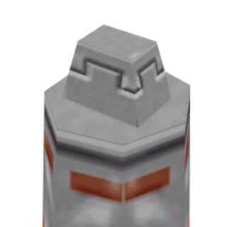 Adrenaline bottle model.