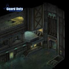 Duty Calls Canals Exit Concept.
