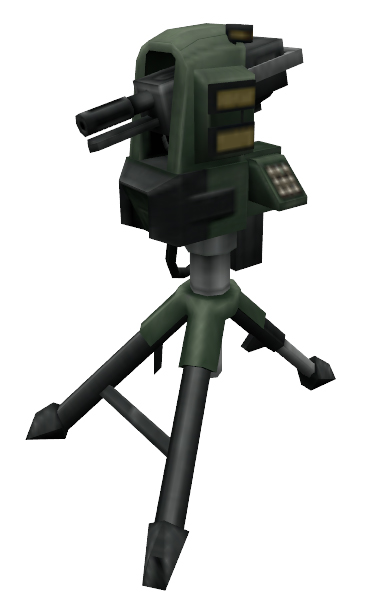 HECU Sentry Gun | Half-Life Wiki | FANDOM powered by Wikia