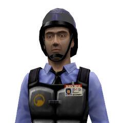 <i>Half-Life: Decay</i> model.