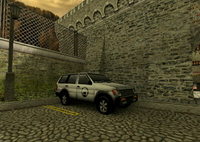 Black Mesa SUV in Counter-Strike