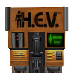 The <i>Decay</i> and <i>HD</i> HEV Charger.