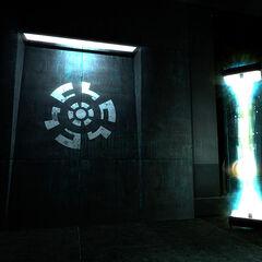 Generator near the <a href=