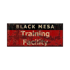 Training Facility sign.