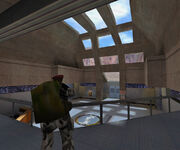 Hecu lab lobby idle