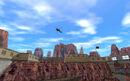 Apache above dorms