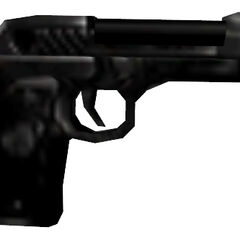 HD worldmodel, using the design of a Beretta 92FS.