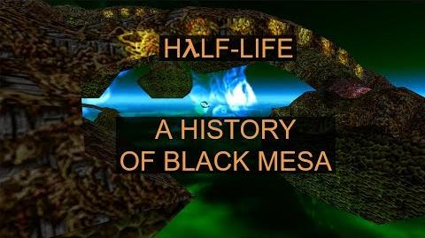 Half-Life A History of Black Mesa (Timeline and Lore)