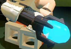 LEGO Portal Gun