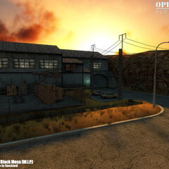 <i>Welcome to Black Mesa</i>.