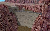 Black Mesa dam