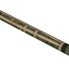 Missile model.