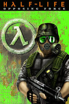 Opposing Force Steam library cover