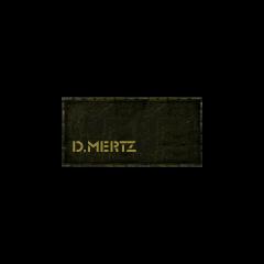 D. Mertz's trunk top.