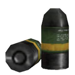HD grenades model.