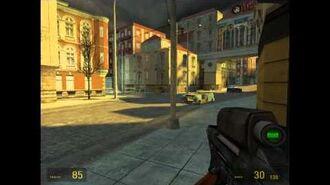 Half-Life 2 beta-Half-Life 2 Beta E3 Strider