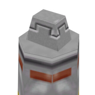 Antidote bottle model.