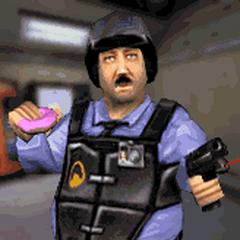 <i>Opposing Force</i> Multiplayer Otis preview.