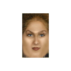 The face texture of the <i>Half-Life: Day One</i> model (also featured in the <i>Half-Life</i> SDK files).