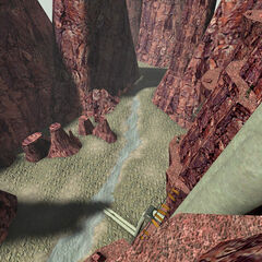 Ditto, in <i>Half-Life: Source</i>.