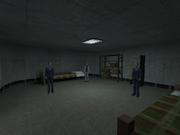 CS hideout G-Man scientists