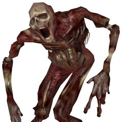 Fast Zombie, without Headcrab.