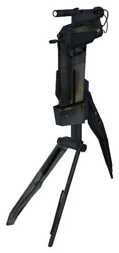Combine Sentry Gun | Half-Life Wiki | FANDOM powered by Wikia